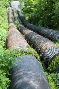 Leaking Penstocks