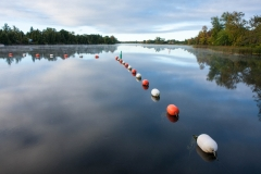 Clowes Lock Buoys
