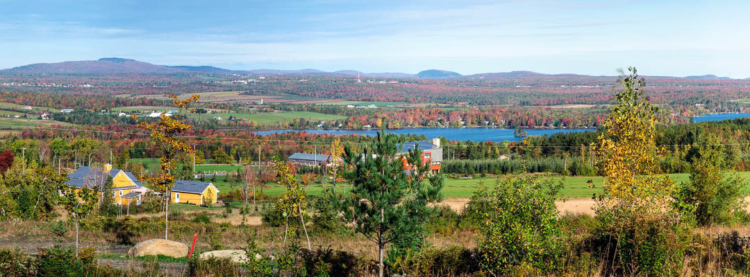 Eastern Townships Panorama II