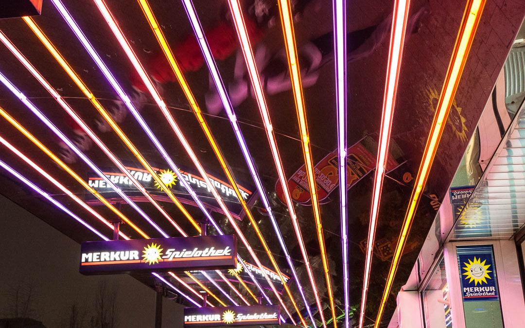 Reeperbahn Lights